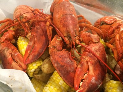 Lobster boil | For Love and Food
